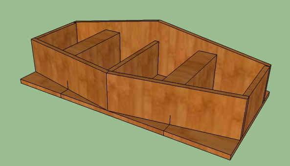 copain des copeaux plans gabarit pour r aliser des queues d 39 aronde la scie circulaire. Black Bedroom Furniture Sets. Home Design Ideas